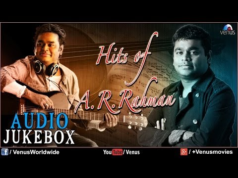 Hits Of ARRahman  Superhit Bollywood Hindi Songs Collection  Audio Jukebox