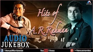 "Hits Of ""A.R.Rahman"" , Superhit Bollywood Hindi Songs Collection , Audio Jukebox"