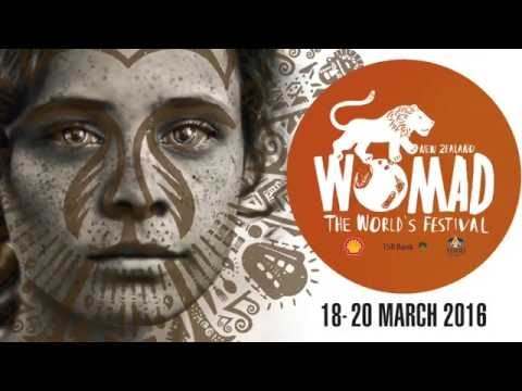 WOMAD NZ Artist preview 2016