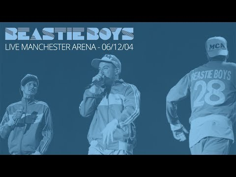 Beastie Boys - Manchester MEN Arena, December 6th, 2004 (Live) RARE