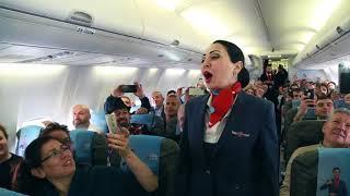 Corendon Airlines I Flashmob Show