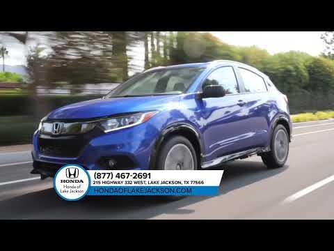 Honda Of Lake Jackson >> 2019 Honda Hr V Sugar Land Tx Honda Hr V Dealership Sugar Land Tx
