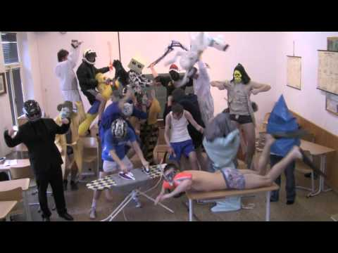 Harlem Shake School - Czech Republic