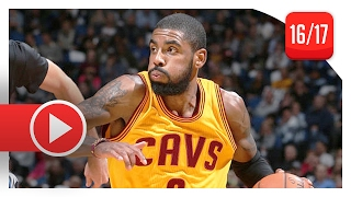 Kyrie Irving Full Highlights vs Timberwolves (2017.02.14) - 25 Pts, 7 Ast