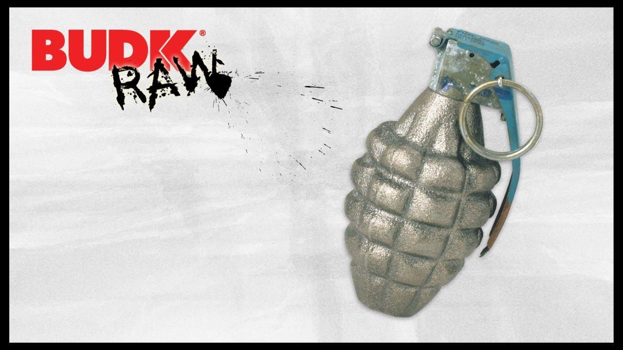 Inert Pineapple Grenade Replica Paperweight - $12 99