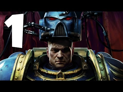 Let's Play Warhammer 40k: Space Marine ft....
