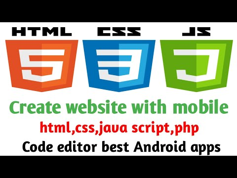 Android Web Developer Best IDE For Web Develops On Android Mobile 2018
