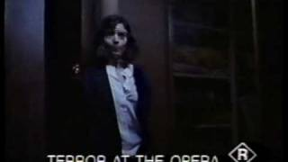 Terror at the Opera - trailer