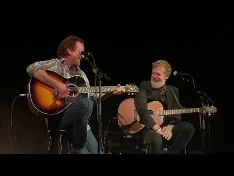 """Glen Hansard & Eddie Vedder - """"Society"""""""