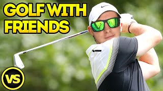 ULTIMATE CRAZY GOLF!! Golf with Yours Friends (Versus Episode 1)