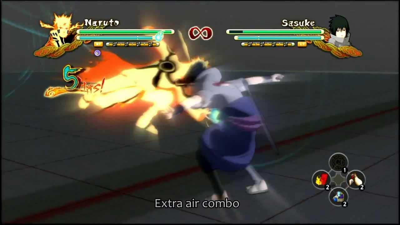 naruto ninja storm 3 full burst pc