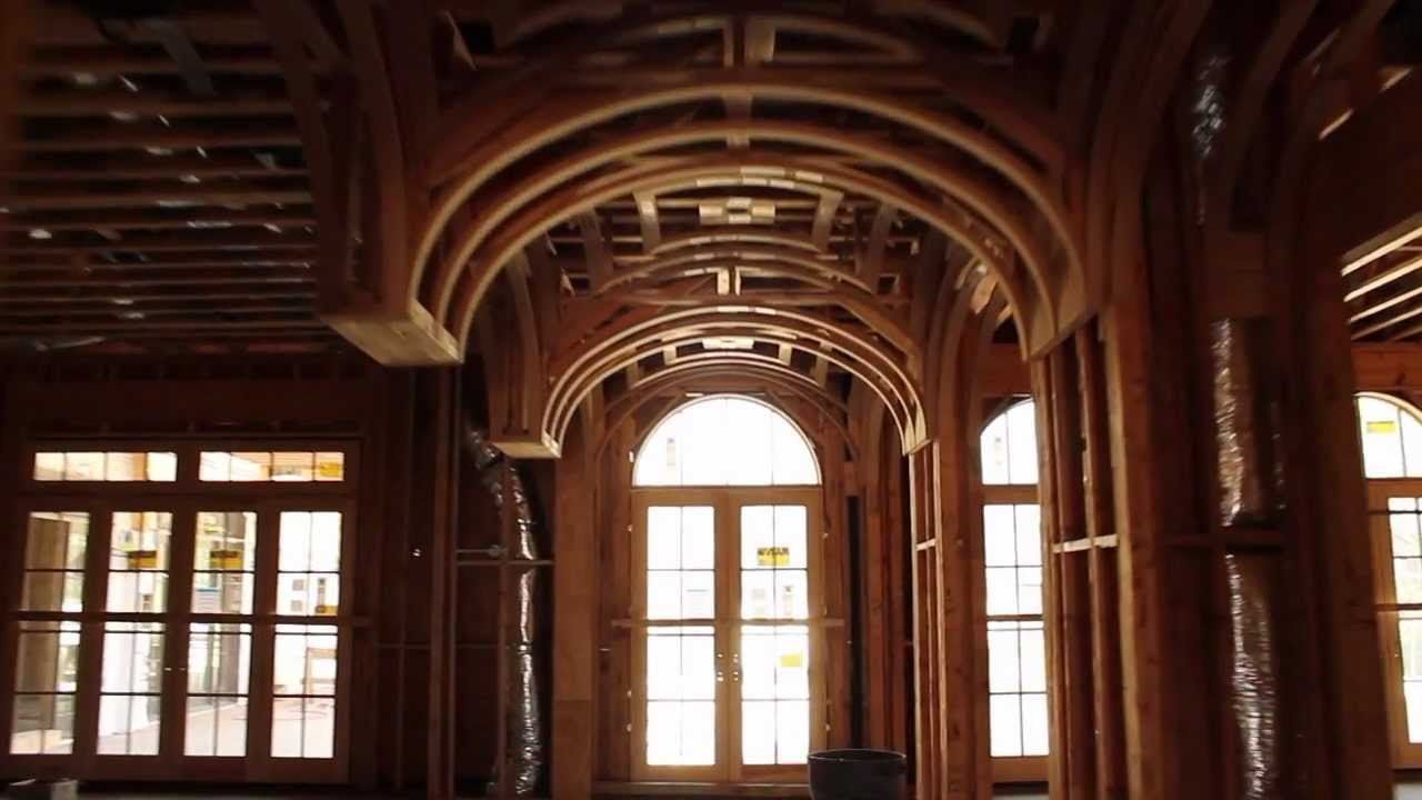 Curved Ceilings And Raw Beauty 3700 Armstrong Youtube