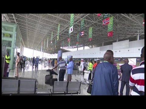 Togo, Ouverture de la ligne Lomé-New York par Asky Airlines