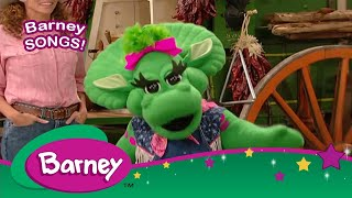 Barney|SONGS For Kids|The More We Work Together!