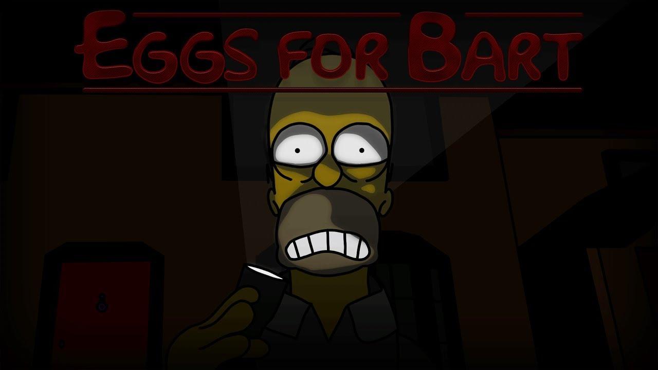 Simpsons parody trailer youtube
