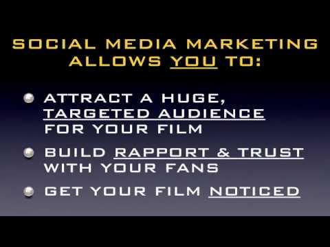 Indie Film Social Explosion - ADVANCED Social Marketing Webinar for Filmmakers