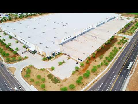 Industrial space for lease - Hines Southwest Industrial Center, Phoenix, AZ