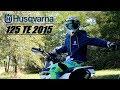 NOUVELLE MOTO #3 / Husqvarna 125 TE 2015