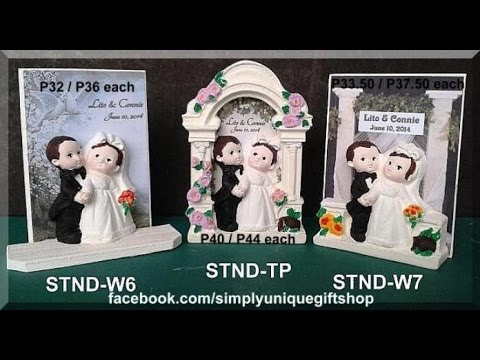 Unique Wedding Gift Ideas Philippines : Unique Wedding Giveaways Souvenirs PHILIPPINES - YouTube