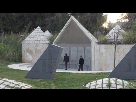 Part 2 of B'nai B'rith Live Tour at Mount Herzl,  Jerusalem