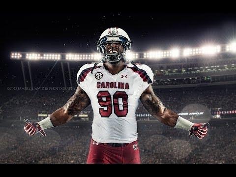 Chaz Sutton    South Carolina Highlights    ᴴᴰ