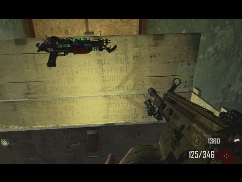 Ray Gun Mark II Extended Gameplay LIVE - Black Ops 2 Zombies New Wonder Weapon Upgraded