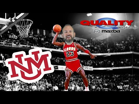 Quality Mazda of Albuquerque Proud Partners with UNM Basketball