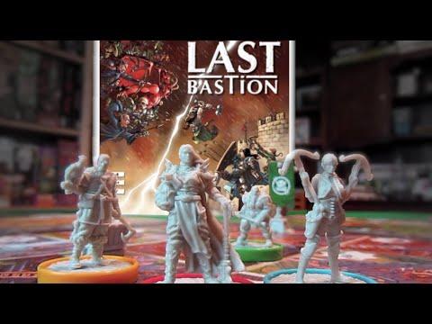 Last Bastion: Una VERA Sfida | RECENSIONE