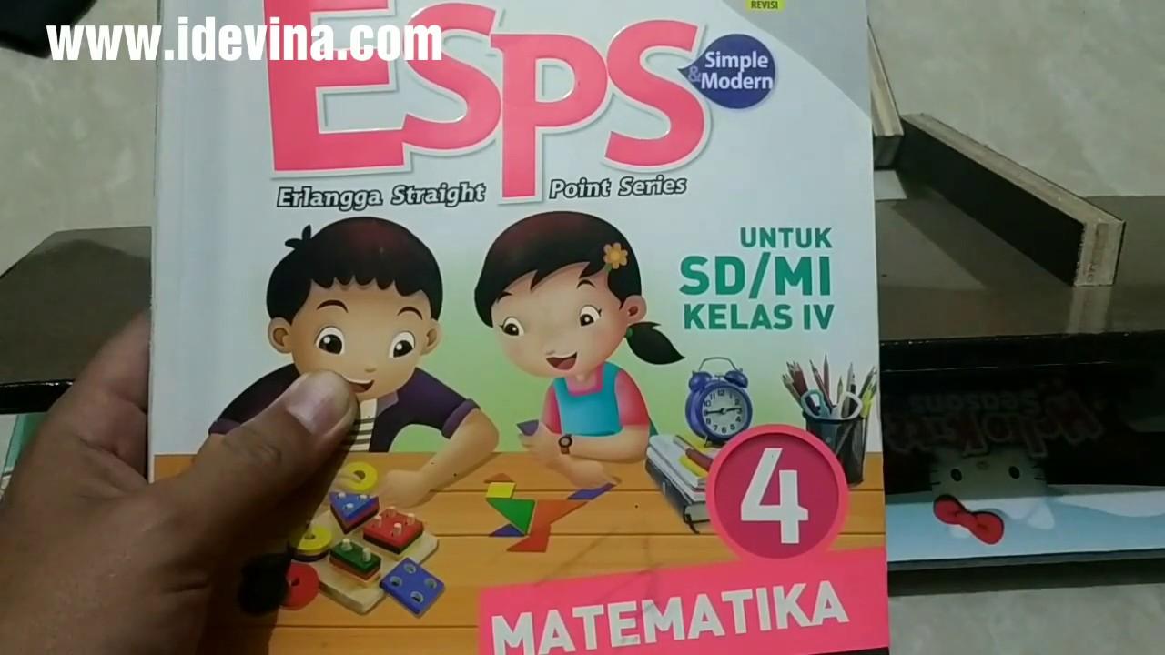 Pembahasan Esps Matematika Kelas 4 Sd Latihan Ulangan Bab 6 Paket