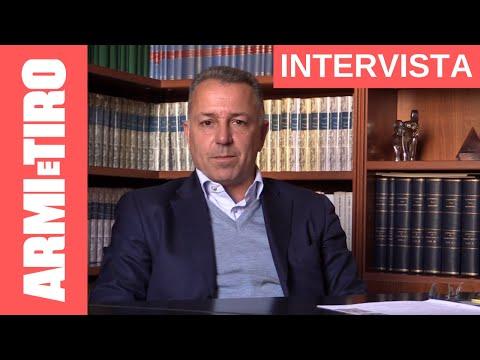 Armi e Tiro intervista Roberto Santucci presidente dell&39;Aips