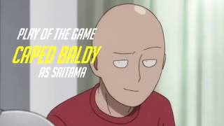 Saitama (Caped Baldy) gets Play of the Game