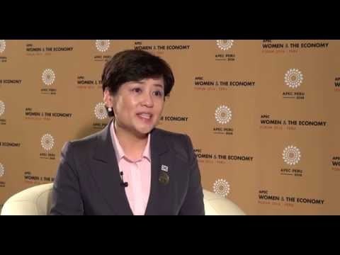 Interviews APEC WE Forum 2016: Minister of Ministry of Gender Equality and Family