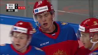 SHO 2020 Сочи Олимпийская сборная России U20 Игра 1 Обзор матча