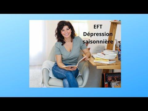 EFT:  manque d'energie, lassitude, déprime saisonnière: suivre le flux et cesser de lutter
