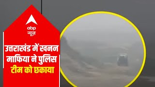 Police chases sand mafias in Bollywood style