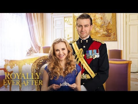preview---royally-ever-after---starring-fiona-gubelmann,-torrance-coombs---hallmark-channel
