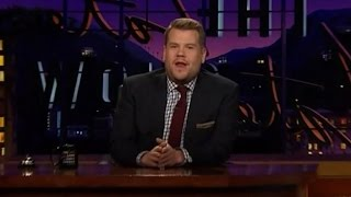 EXCLUSIVE: James Corden Stole Jennifer Lopez's Phone - Here's What He Did With It