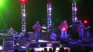 Chris Robinson Brotherhood - full show 6-7-18 Ford Amphitheater Vail, CO SBD 4K HD tripod