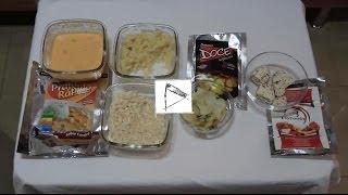 Alimentos Liofilizados