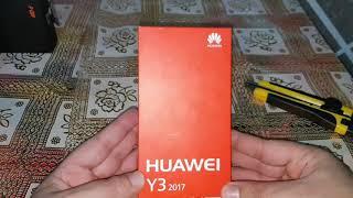 فتح علبة هواوى واى ٣ ً ٢٠١٧ &Huawei y3 2017