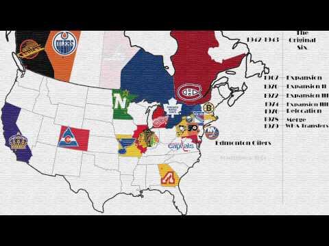 History Of NHL Teams
