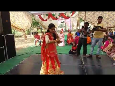 Likh ke mehandi se sajna ka naam(dulhan)weeding dance