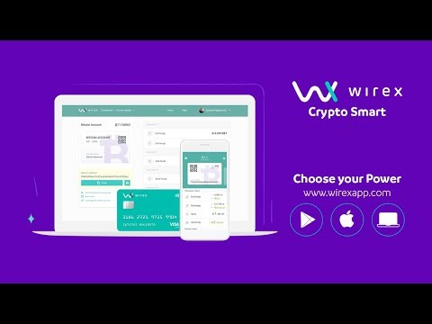 Bitcoin-Friendly Currency Accounts Now Available From Wirex