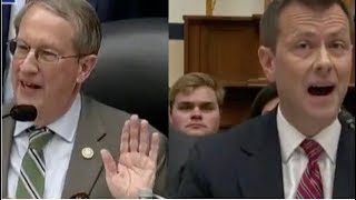 WATCH HOUSE FLOOR ERUPTS WHEN STRZOCK REFUSES TO ANSWER THE FIRST QUESTION!