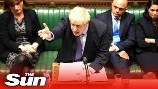 MPs back Boris Johnson's Brexit deal but they wreck hope of Oct 31 exit