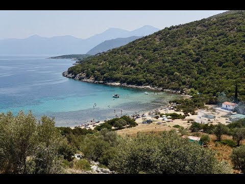 Samos, Greece / August 2017
