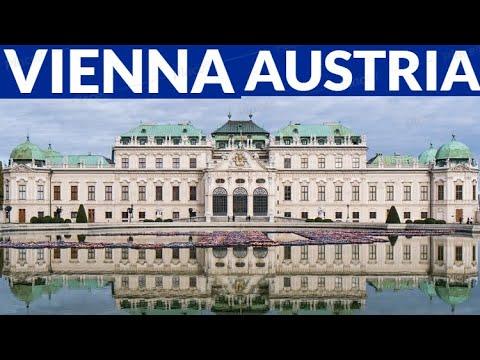 City Break Vienna Austria Travel Guide Vacation Video 2018