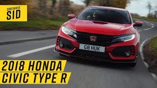 Video 2018 Honda Civic Type R Review | Sideways Sid download MP3, 3GP, MP4, WEBM, AVI, FLV November 2018