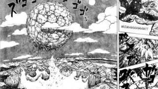 NARUTO chapter 439 Chibaku Tensei