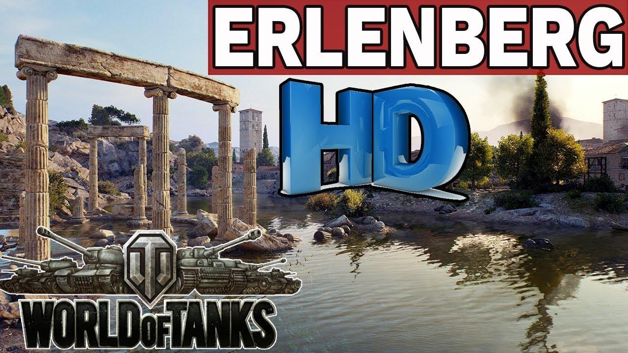 OGROMNE ZMIANY – ERLENBERG – MAPY  HD – World of Tanks